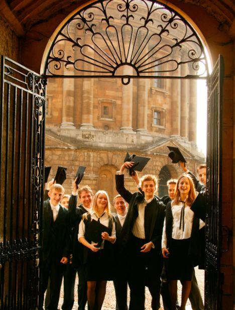 Oxfor-University-Students