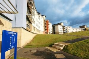 резиденции университета