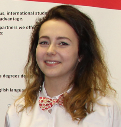 Alexandra Dyakova, III BPC Winner