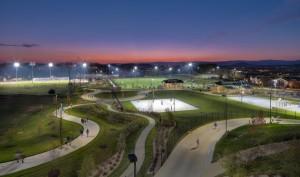 JMU University Park