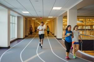 JMU running track