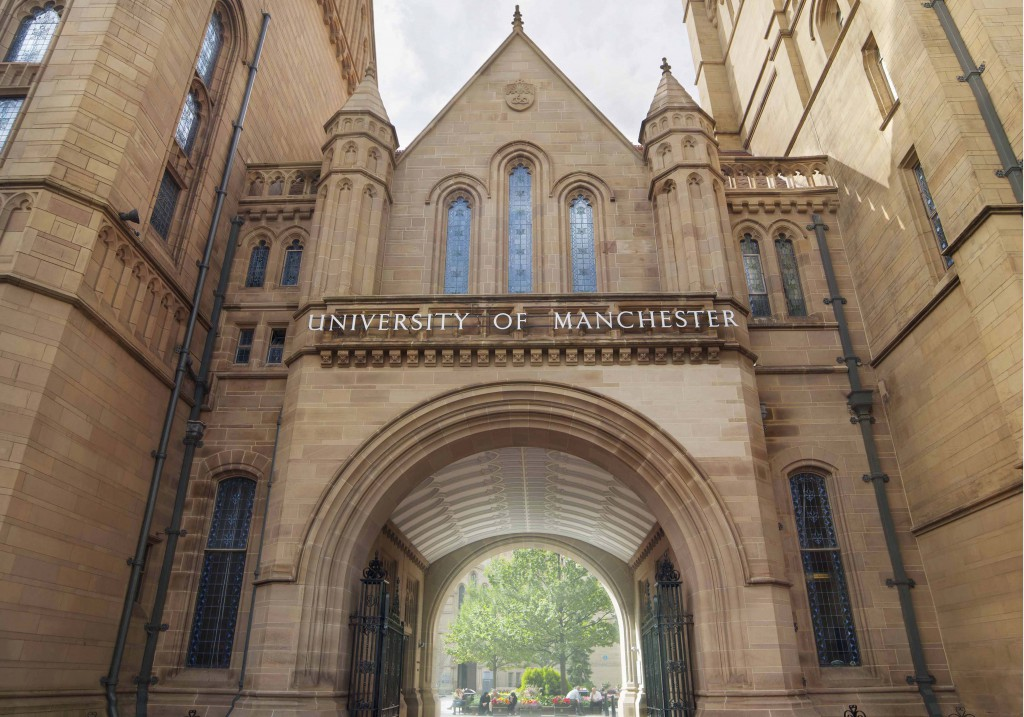 manchester-universities