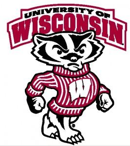 UW M badger