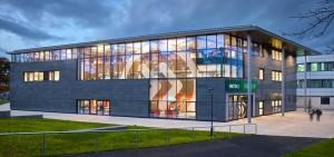 Новый кампус University of Stirling