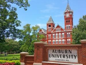 Auburn University exterior