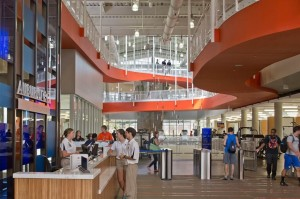 Auburn University interior 1