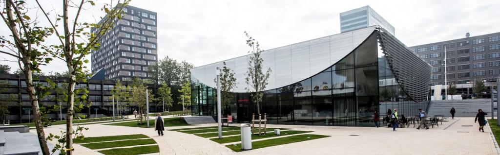Erasmus campus-image-paviljoen