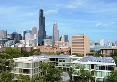 Illinois uic-campus
