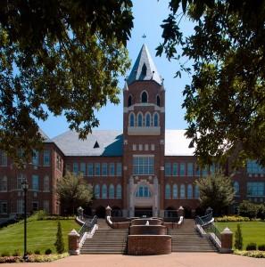 Saint Louis University - building