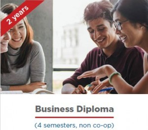 Business Diploma 2 years
