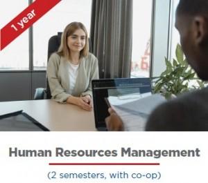 HR management 1 Year